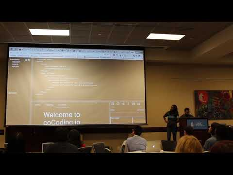 UNC coding bootcamp demo day 11/2/2017 - coCoding