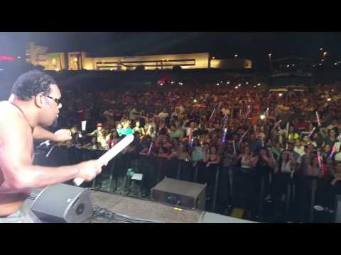 Fatman Scoop DJ-Set at Gran Canaria