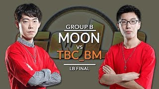 GCS:S 2018 - LB Final (Group B): [N] Moon vs. tbc_bm [U]