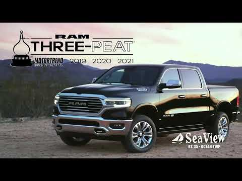 Ram Spotlight Sales Event - NO MONEY DOWN LEASES - Seaview Ram - The Jeep Store