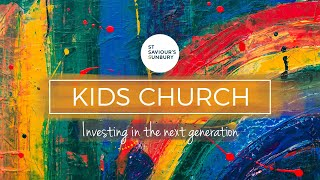 St Saviour's Kids - The Lord's Prayer