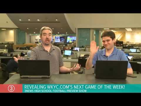 WATCH | Revealing The Next WKYC.com High School Football Game Of The Week
