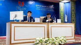 Диалог акима Каратауского района с населением длился четыре часа