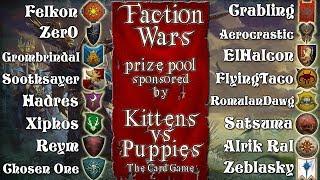Faction Wars | Total War Warhammer 2 Competitive Tournament