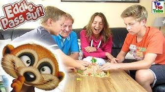 EDDIE PASS AUF Adler Alarm Rettet die Erdmännchen Lustiges Spiel für die ganze Familie TipTapTube