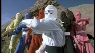 MIGHTY MORPHIN RANGERS (SEASON 03) TRANSFORMACIÓN   [LATINO]