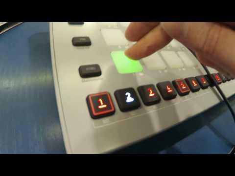 Rytm 2 pressure variation - squelchy radio noises?  ZOOM0019