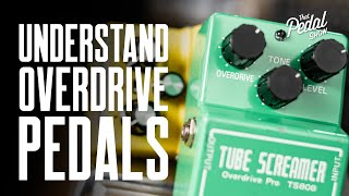 Understand Guitar Overdrive Pedals [Gain, Clipping, Headroom, EQ & All That] – That Pedal Show