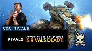 Is Command & Conquer Rivals Dead?