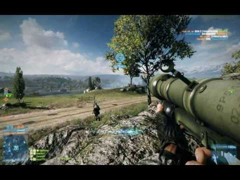 Играем в Battlefield 3 по сети (5 часть) Продолжение!