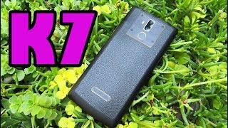 Oukitel K7 Review - Cheap Battery Monster