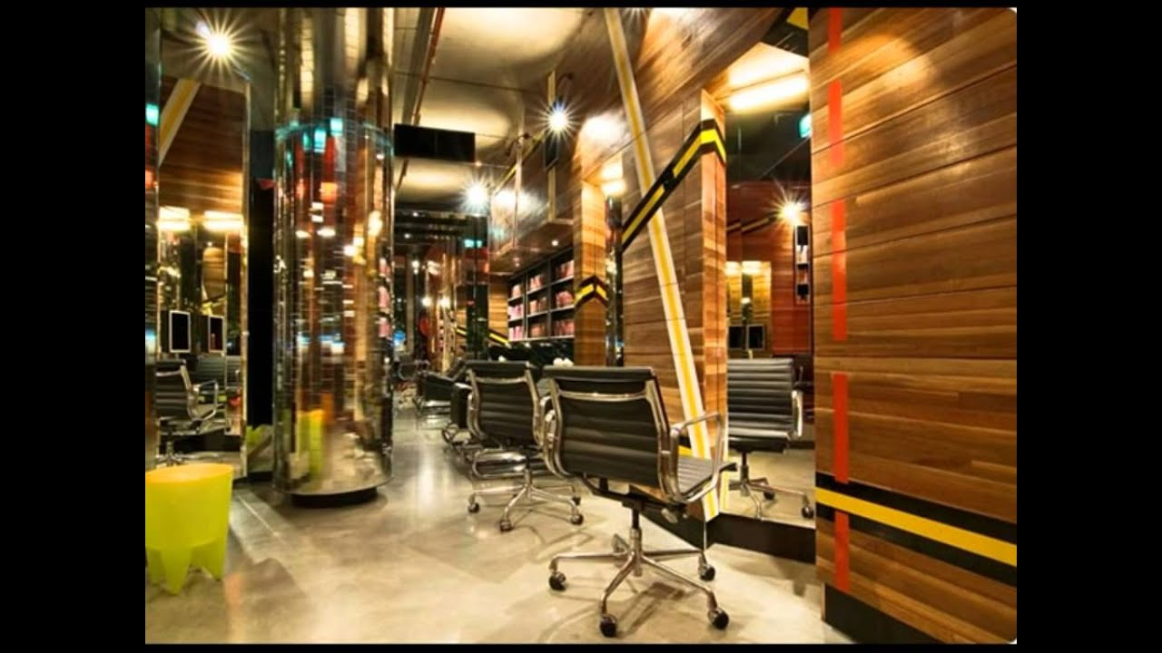 Hair salon interior design decoration over the world - Interior design and decoration ...