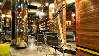 Hair Salon Interior Design & Decoration Over The World!! Amazing & Stylish