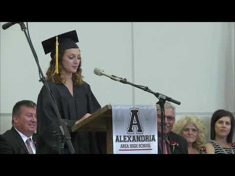 2016 Alexandria Area High School Graduation