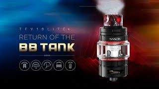 SMOKTech SMOK TFV16 Lite Mesh Sub Ohm Tank Vape Atomizer