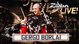 Zildjian LIVE! - Gergo Borlai