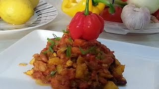 Vegetable Curry Dishes Easy One  beautiful From The Caribbean