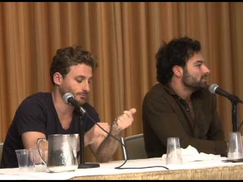 Tyro TV Episode 07 - Hobbit Panel Boston Comic Con 2013