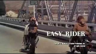 Easy Rider - offizieller Trailer