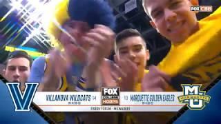 #10 Marquette vs. #14 Villanova Highlights: #BIGEASThoops