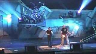 Linkin Park Pushing Me Away Remix Live
