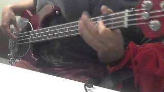 Brothers Johnson - Stomp (bass cover)