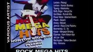 KOMPILASI   ROCK MEGA HITS INDONESIA FULL ALBUM