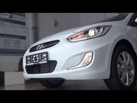 Покупка первого Hyundai Solaris 2013 в ДЦ Квист