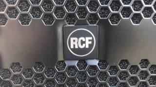 RCF SUB 9007-AS Dual 21