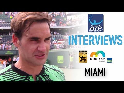 Miami Open 2017 Champion Roger Federer Reflects On The Journey