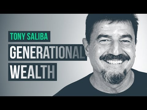 Trader's Guide to Building Generational Wealth · Anthony Saliba