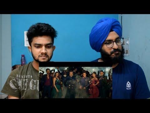 Allah Duhai Hai Song REACTION | Salman Khan | JAM8 (TJ) | Amit, Jonita, Sreerama, Raja Kumari