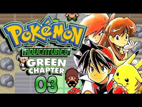 Pokemon Adventures Green Chapter part 3 THE CHARM! Pokemon Rom Hack Gameplay Walkthrough