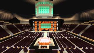 minecraft wwe survivor series arena