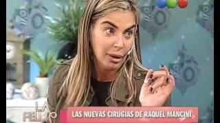 Raquel Mancini en La Pelu (13/06/2013)