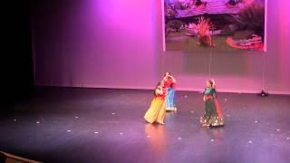 kairali of baltimore onam 2015 ghaghra dance