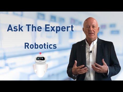 Ask the Expert - Robotics