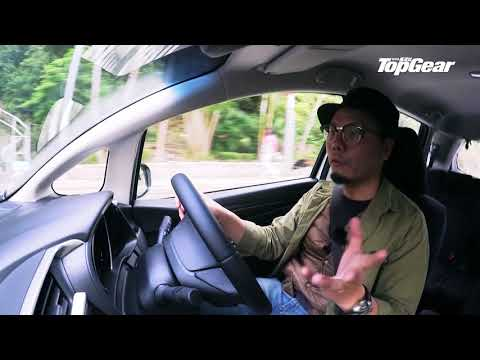 Honda Jazz RS MT 貼地手波車 TopGear極速誌