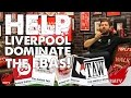 Help Liverpool Dominate The Footballing Blog Awards