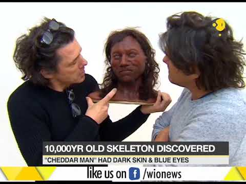 10,000 year old complete skeleton discovered
