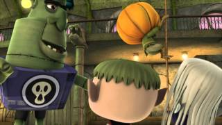 Каспер  Школа страха   29 серия   2006   Мульт сериал   HD 720p