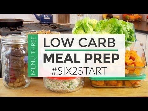 healthy-meal-prep-|-low-carb-menu-|-#six2start