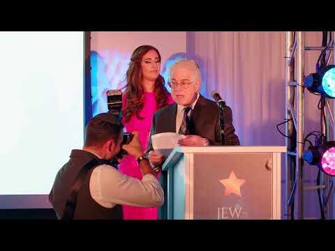 Cam Jansen Author, David A. Adler, Accepts All Star Award