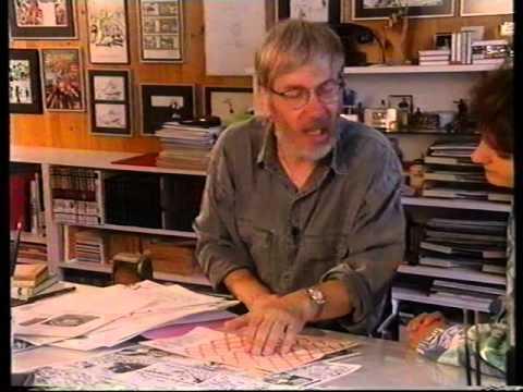 Striptekenen Les 30   Interview Martin Lodewijk van agent327 en storm