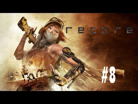ReCore Definitive Edition | Shut It Down | Gameplay Playthrough #8 | 1080p |