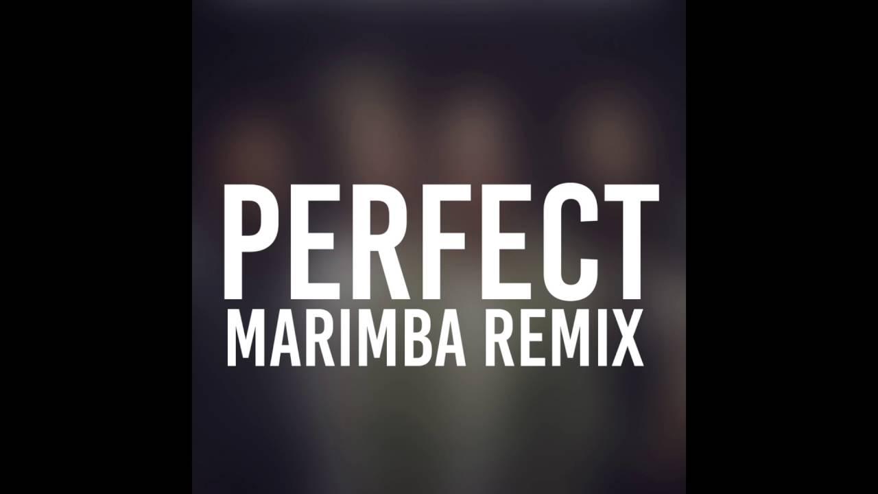 Perfect Marimba Remix Of One Direction Youtube