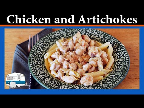 How To Cook Chicken Breasts With Artichoke Hearts