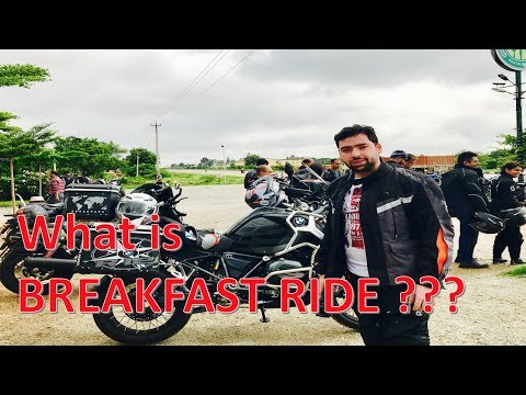 The Breakfast Ride | Bangalore Bikers |