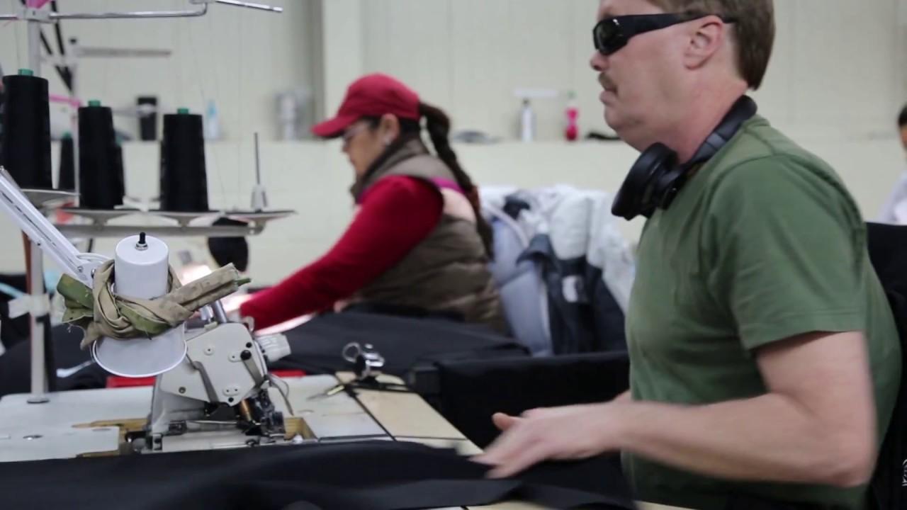 2018 Be More Award - Volunteer Blind Industries