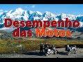 Desempenho das Motos Suzuki V-Strom 1000 ABS e BMW GS 800  na Viagem ao Peru.